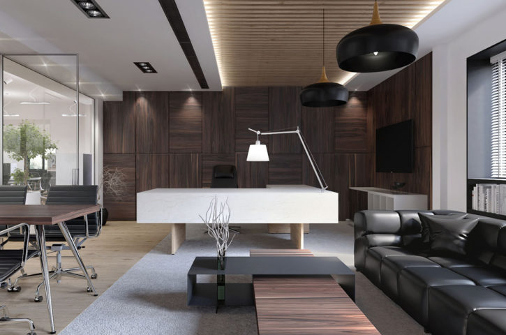 NEW INTERIOR DESIGN TRENDS FOR OFFICES